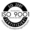 Logo Zertifizierung / zur Seite 'Qualitätssicherung'