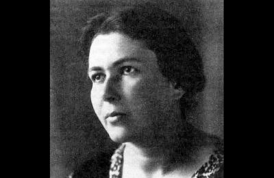 Hertha Kraus jung