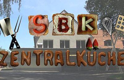 """Titelgrafik des Films """"SBK Zentralküche"""" (Silberdistel TV)"""