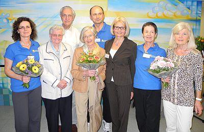 Gruppenbild 15 Jahre KölnVital-Fitnessstudio