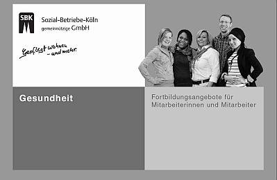 Titelblatt SBK-Flyer Gesundheit