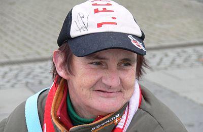 Portrait-Aufnahme der iFC-Vorsitzenden Marlies Jaenicke