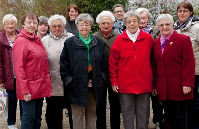 SBK Seniorentreff Ehrenamtlerinnen