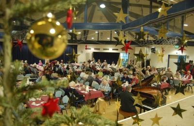 Heiligabendfeier im SBK-Festsaal
