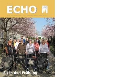 Titelbild des SBK-Echo Nr. 1/2015