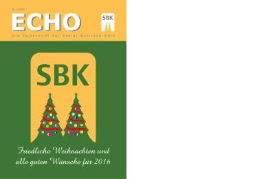 SBK-Echo 2015 Nr. 3 Titel mit Weiss