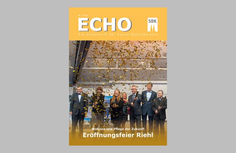 Titel SBK-Echo Nr. 3 2016