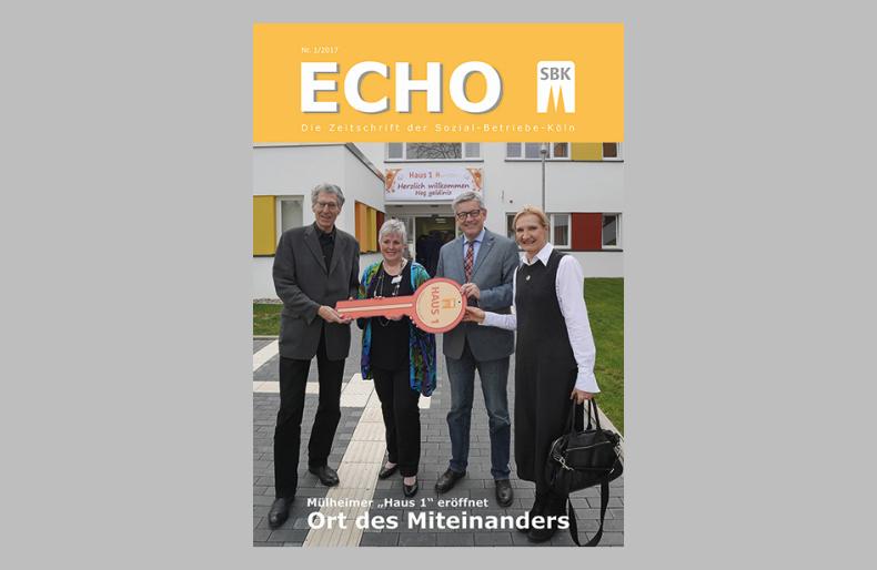 ECHO Ausgabe 2017-1