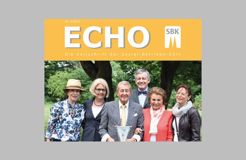 Echo_AUSGABE Nr. 2-2017
