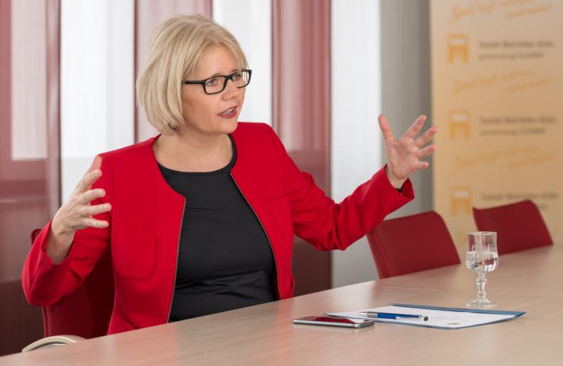 SBK-Geschäftsführerin Gabriele Patzke im Interview