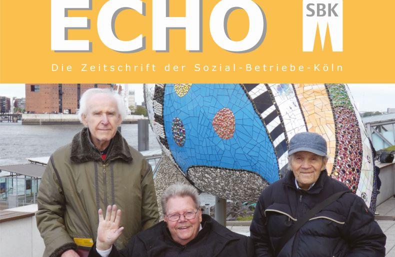 Ausschnitt Titelseite Echo Nr. 2/2019