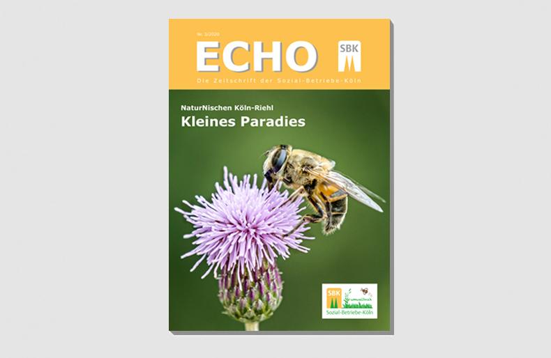 Echo Nr. 3 2020 -Titel
