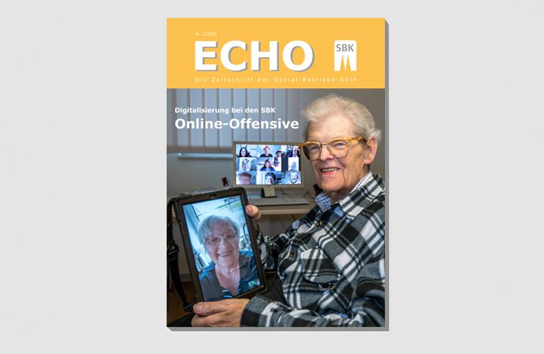 SBK-Echo Nr. 1/2021 - Titel